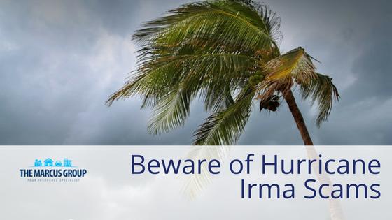Beware of Hurricane Irma insurance scams